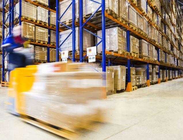 Warehouse evaporation