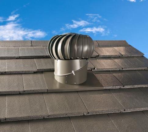 AIROMATIC roof ventilator